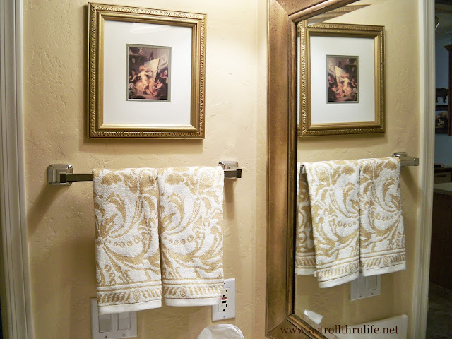 Decorative Bathroom Towels | Best Home Ideas