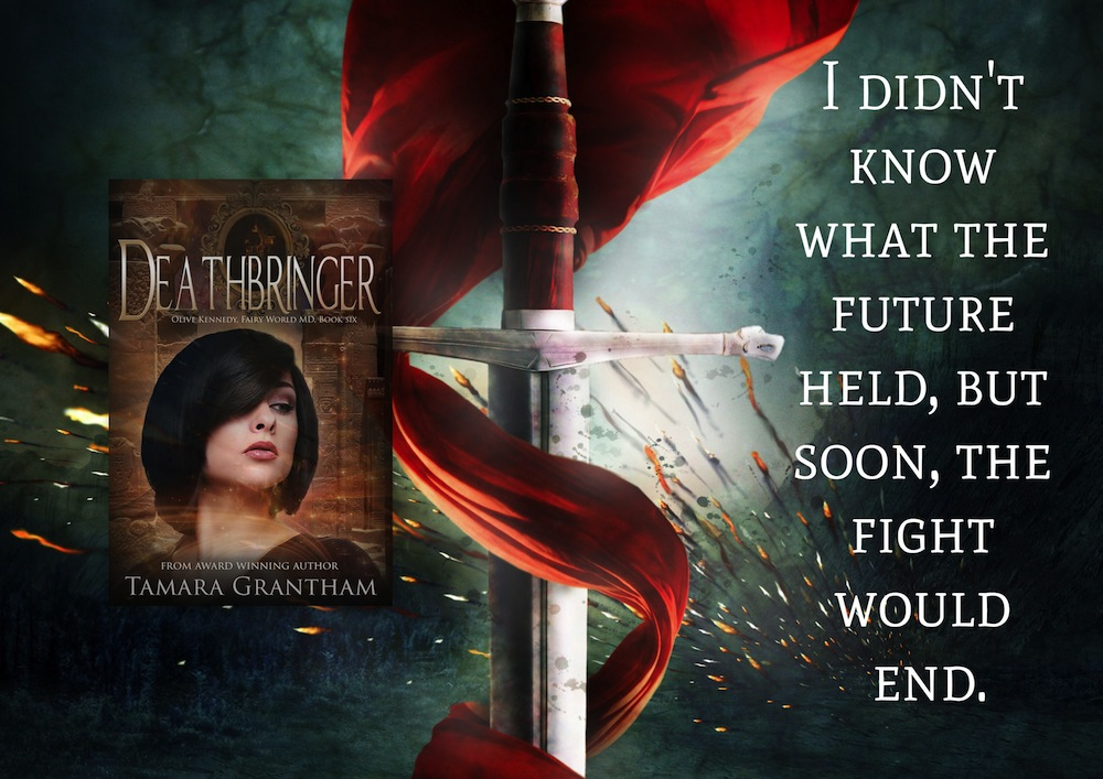 DeathBringer Book Blitz