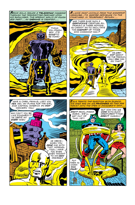 Captain America (1968) Issue #210 #124 - English 6