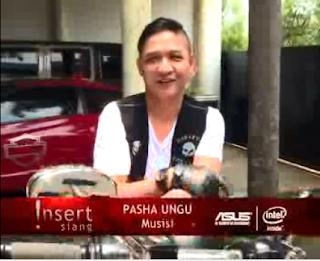 Testimonial Pasha Ungu tentang Asus Zenfone