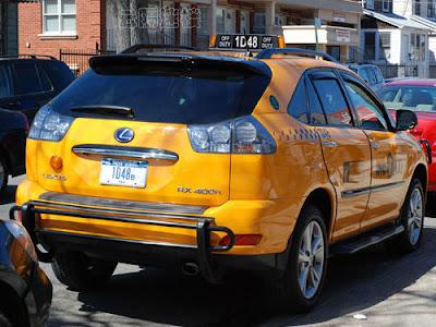 杜拜的計程車