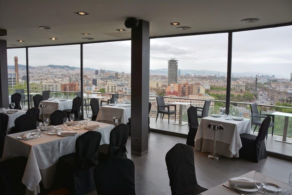 Miramar Barcelona Restaurant