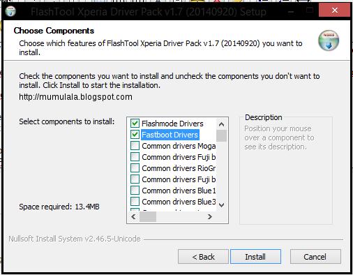 Cara Mudah Root Xperia E3 Dual Dan Single (4.4.2)