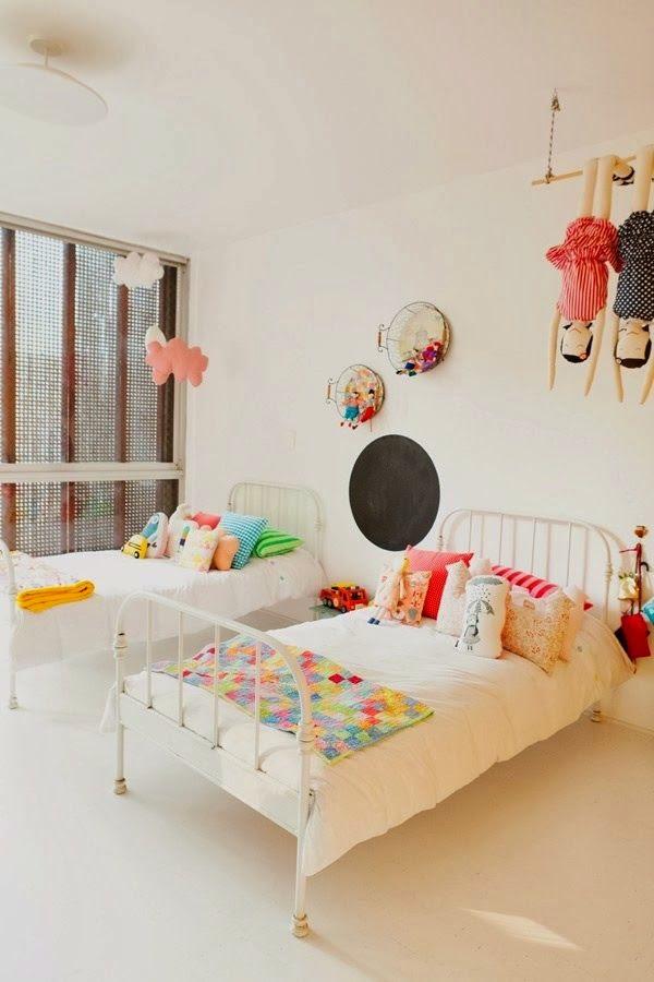 Bebybo habitaciones para gemelos - Habitaciones juveniles con encanto ...