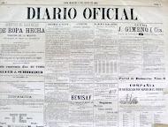 El Diario Oficial.
