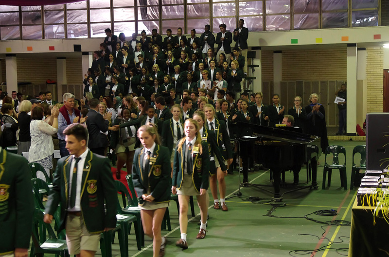 speech by an outgoing prefect Candidates for next year's head prefects will present speeches in front of the  junior class on monday, march 17 this will be an opportunity for.