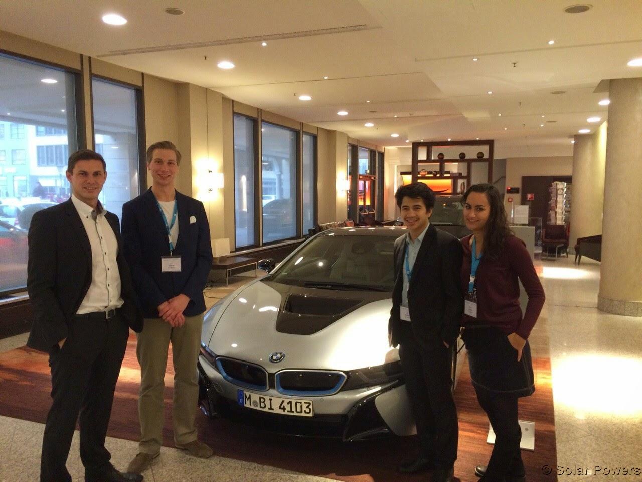 Solar Powers Fachforum Solarpraxis BMW