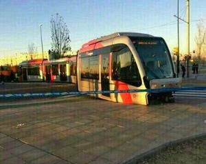 accidente tranvía Zaragoza
