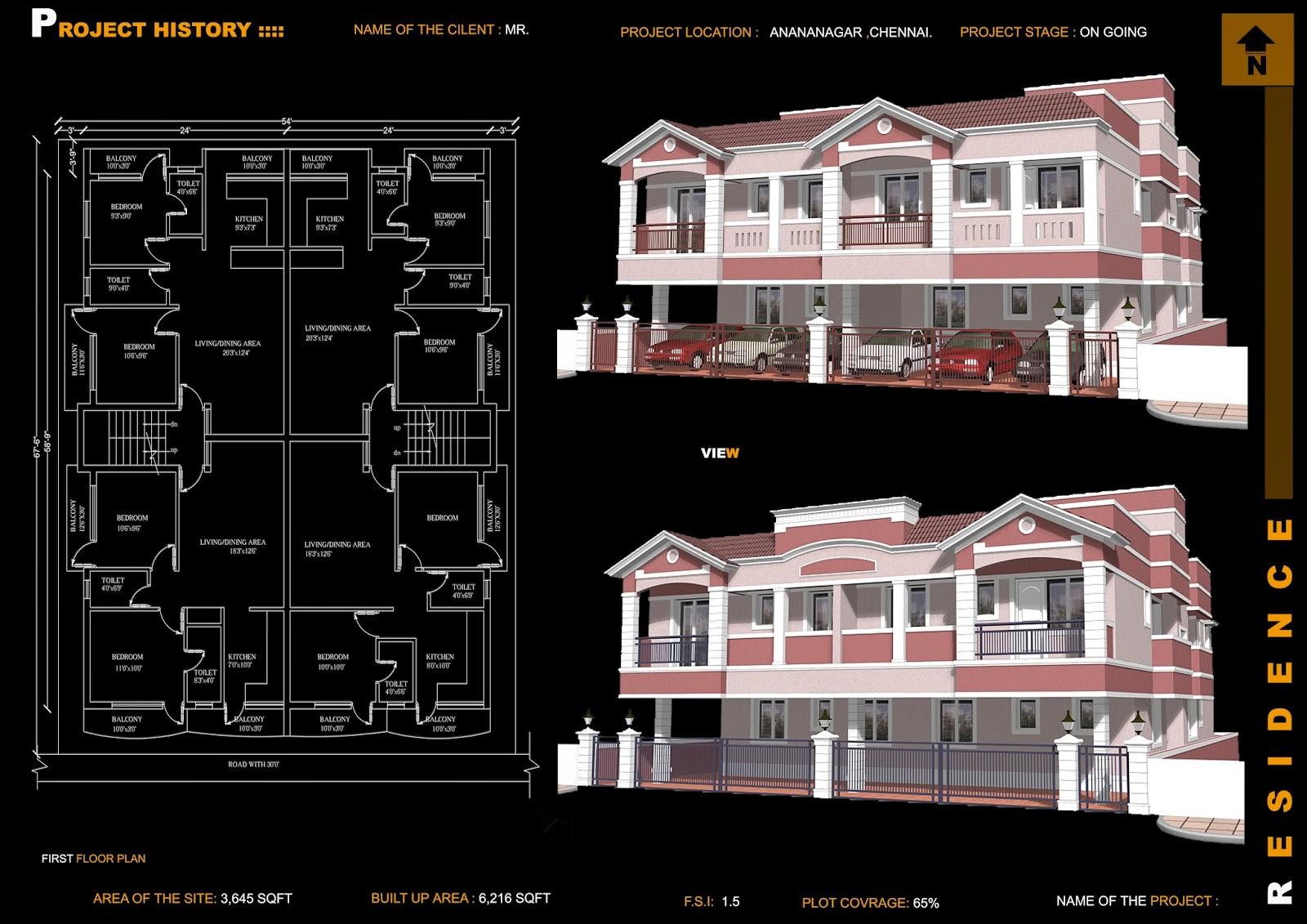 Anna Nagar architects