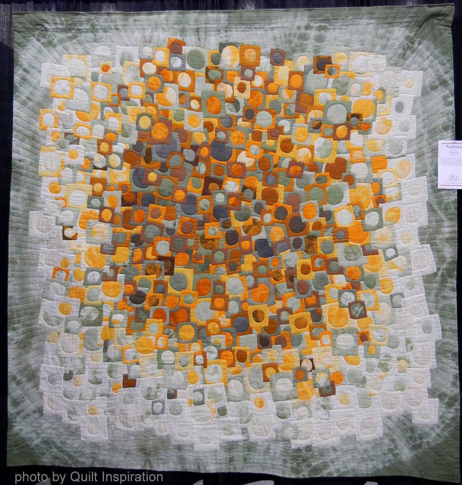 Modern Quilt Month: Contemporary Art Quilts | Quilt Inspiration ... : artistic quilts - Adamdwight.com