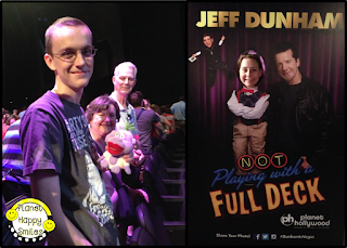 Jeff Dunham in Vegas