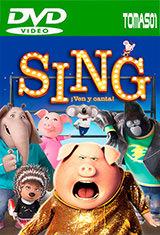 Sing: ¡Ven y canta! (¡Canta!) (2016) DVDRip