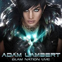 Adam Lambert, Glam Nation, Live, new, album, screen