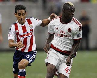 Mario Balotelli Back to The Bosom of AC Milan