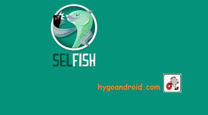 Selfish – Selfie Camera v1.05 Apk
