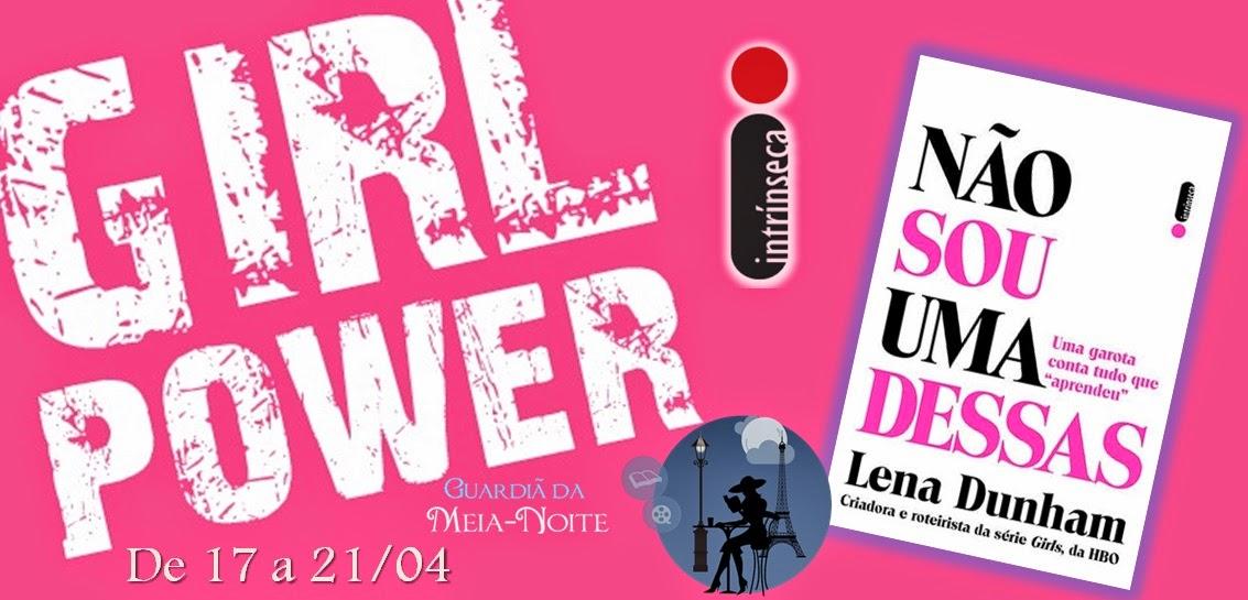 Sorteio Girl Power