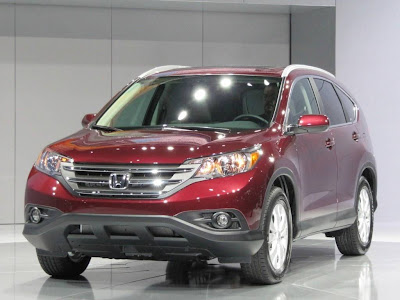 2012 Honda CRV Normal Resolution HD Wallpaper 6