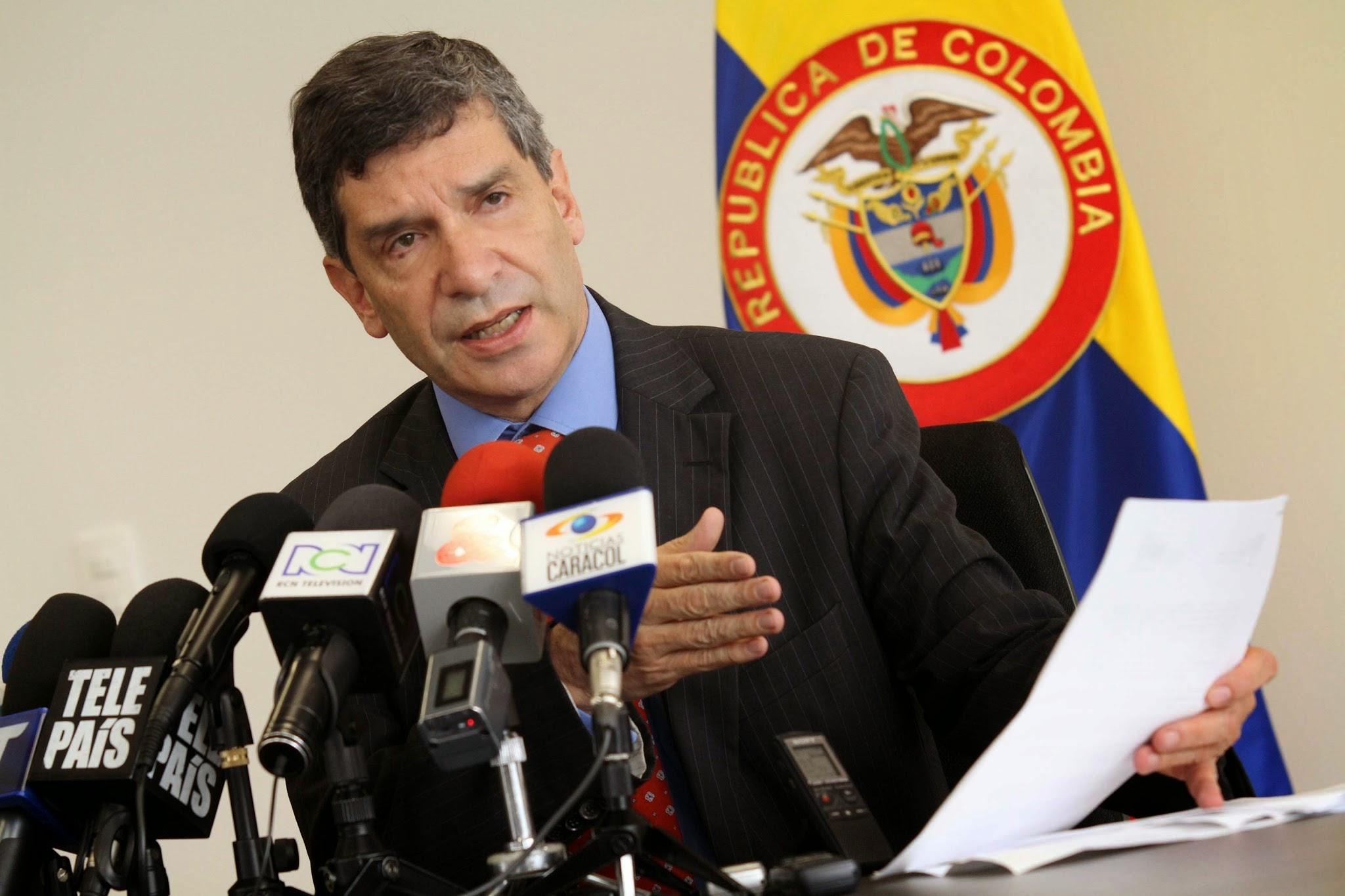 Alcalde (e) Rafael Pardo nombra Gabinete