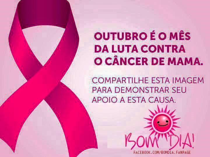 Luta contra o câncer de mama