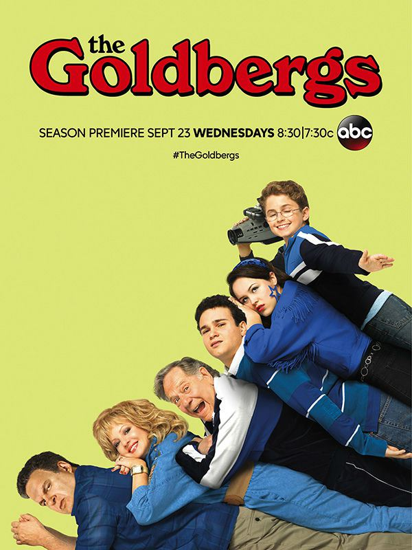The Goldbergs – Saison 1