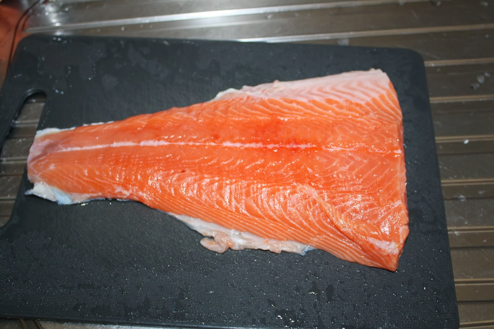 filetto salmone