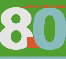 «8.0» - NUEVO DOBLE CD DE ALFONSO DEL VALLE