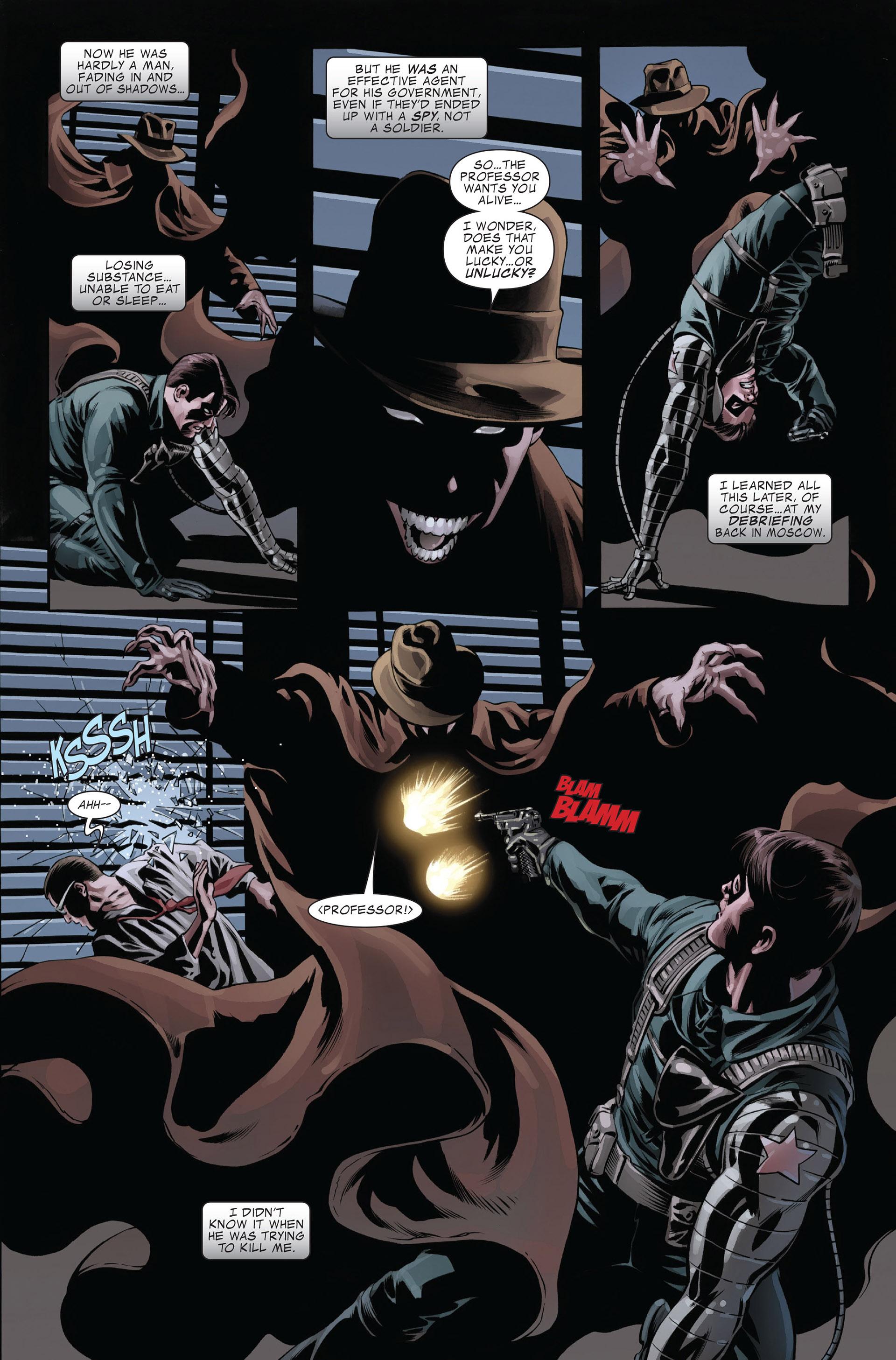 Captain America (2005) Issue #45 #45 - English 4