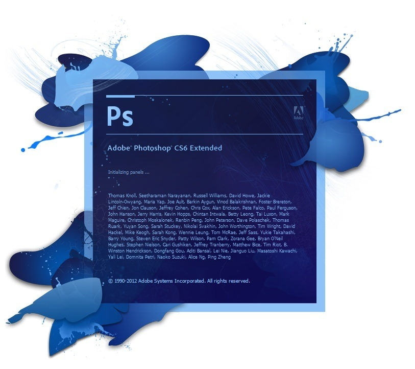 Photoshop CS6 Extended Installer & Portable