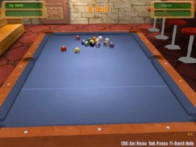 3D Live Pool Screenshot 3