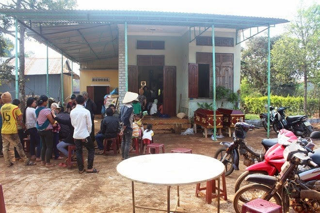 Gia Lai: Ba học sinh chết đuối thương tâm