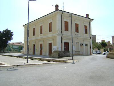 Stazione di Selinunte