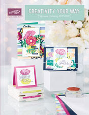 Stampin' Up! 2017-18 Annual Catalogue