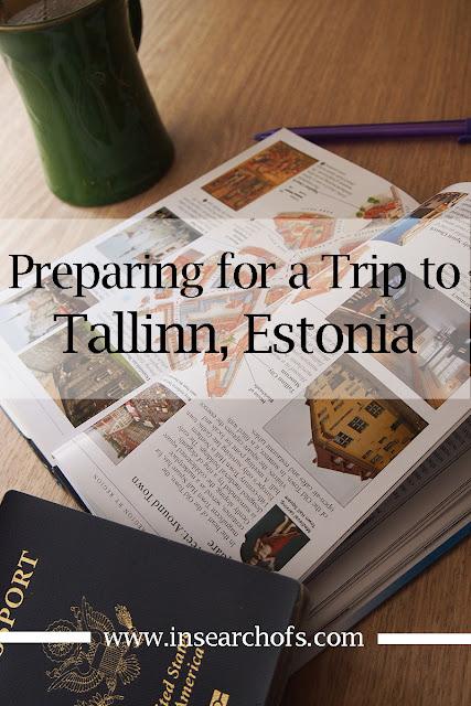 Information for visiting Tallinn Estonia