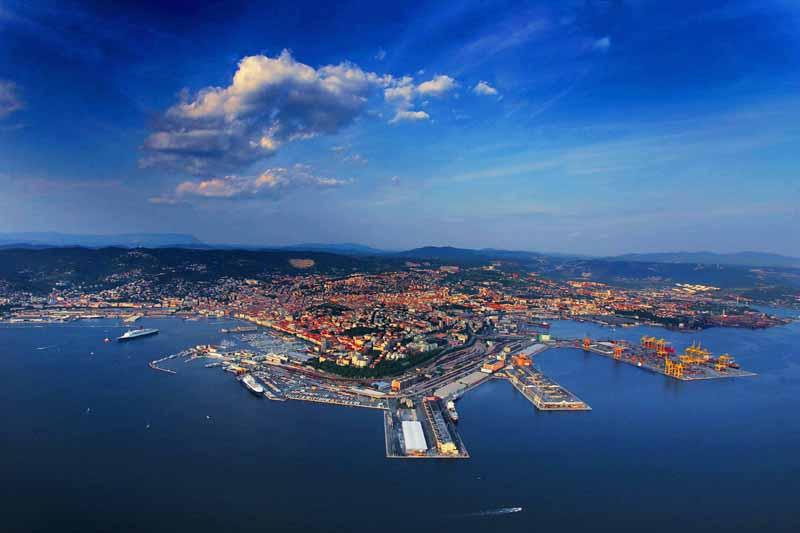 Trieste – concessione alla Teseco per terminal ro-ro
