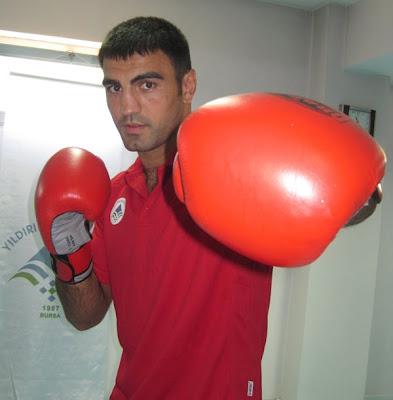 türkische boxer