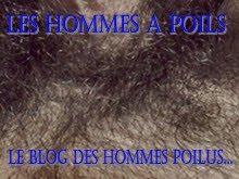 LES HOMMES A POILS