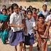 foto...बेटियों का आदर्श गाँव सनावाडा ...जंहा बेटिया शिक्षित बहुए अनपढ़