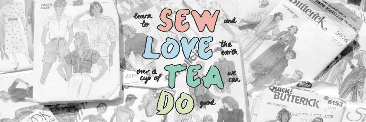 Sew Love Tea Do