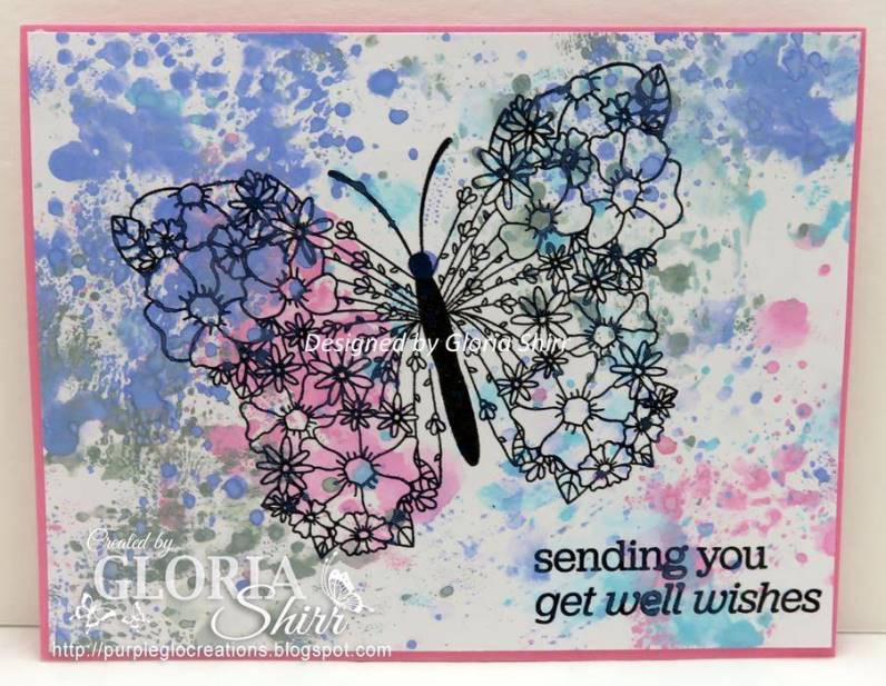 Featured Card for Creative Moments Challenge Blog