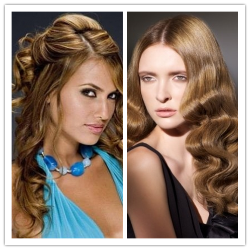 Hairstyle for Your Night Party