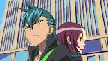 Concrete Revolutio: Choujin Gensou Episode 10 Subtitle Indonesia