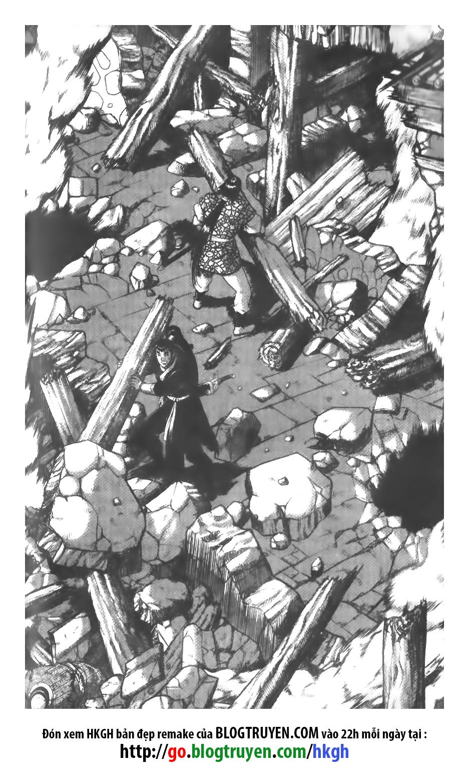 Hiệp Khách Giang Hồ - Hiệp Khách Giang Hồ Chap 337 - Pic 4