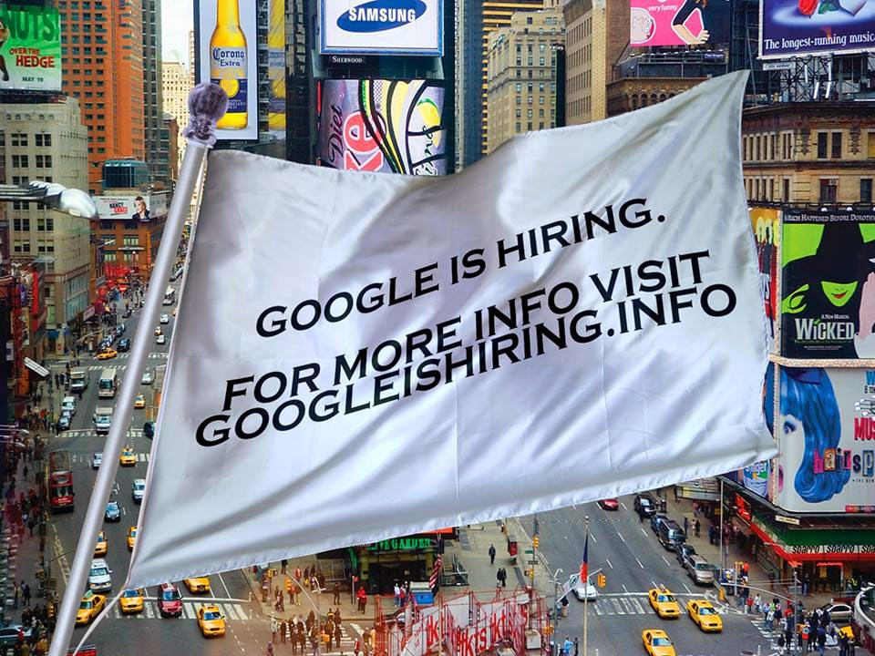 Google is Hiring