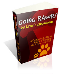All About Feeding Raw Dog Food...