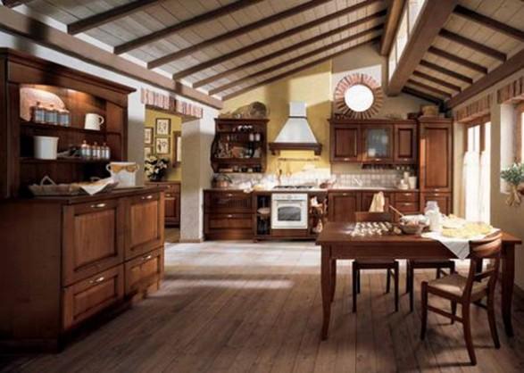 Diseo de Cocinas Clsicas por Veneta Cucine Cmo Disear Cocinas