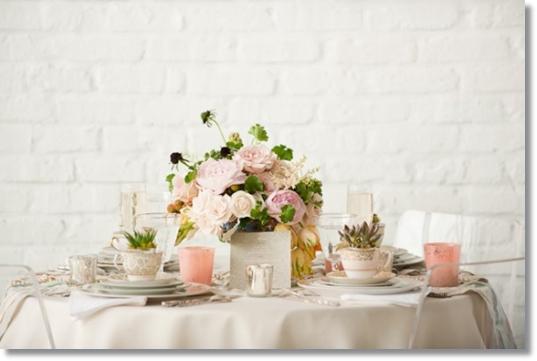 dukning pastell, dukning vintage, table setting pastel, table setting vintage, dukning bröllop
