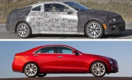 2015 cadillac ats v coupe release date price release concept. Black Bedroom Furniture Sets. Home Design Ideas