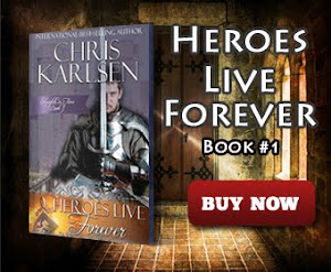 Knights In Time series Book #1