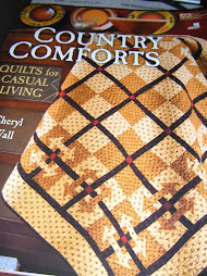 Comfort Quilts by Cheryl Wall