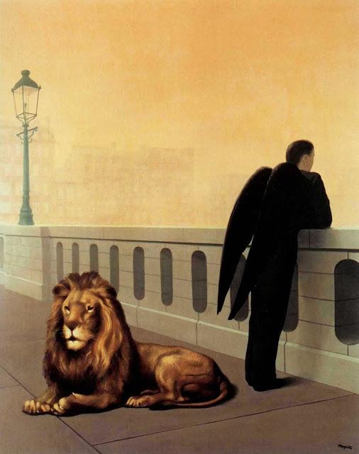 René Magritte: Le mal du pays - Homesickness - Hjemve